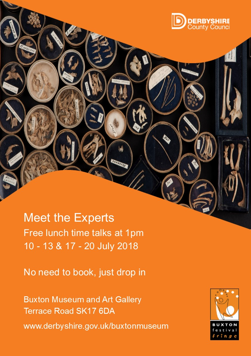 A5 Flyer - Meet the Experts pg 1 2018